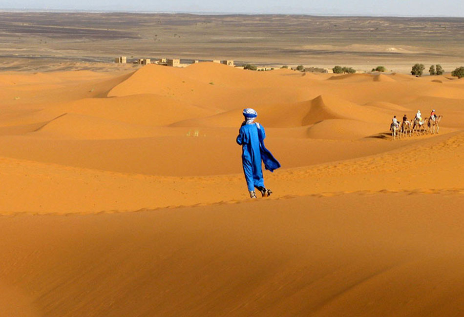 3 days marrakech to fes desert tours