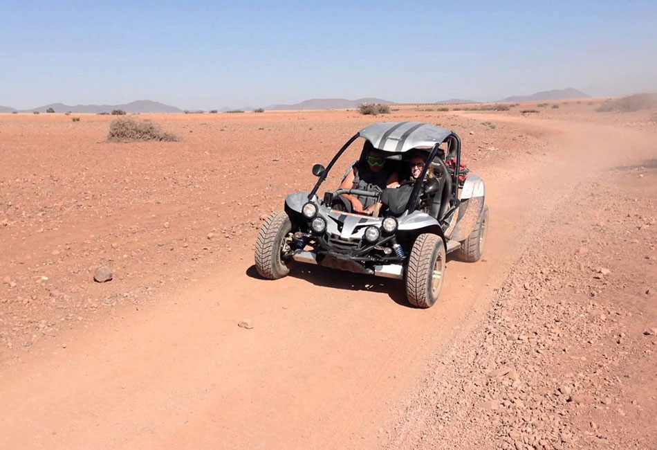 Marrakech Quad bike excursion